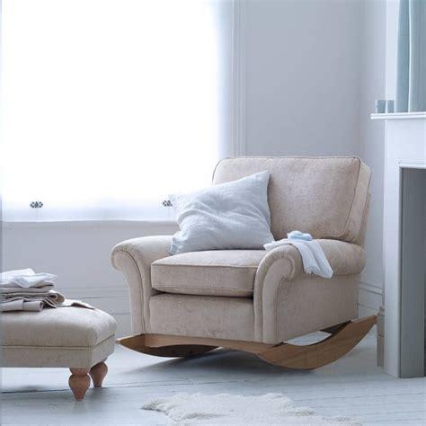 fauteuil chambre bebe rocking chair 22 idées élégantes et modernes pour l