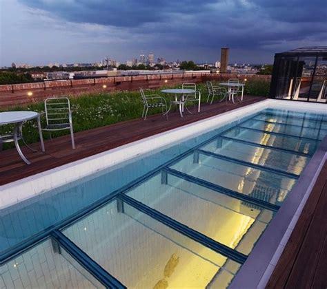 london   building swimming pools   sky