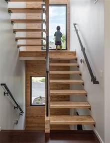 Installer Une Courante Dans Un Escalier by Escalier Droit Et Escalier Tournant En 100 Designs Superbes