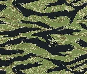 Vietnam Tiger Stripe Camouflage Stencil Kit