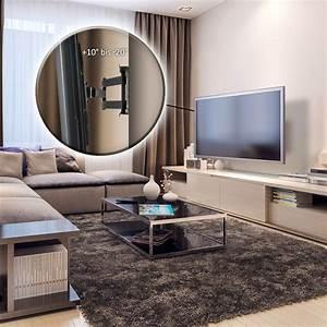Wandhalterung Tv 55 Zoll : tv wandhalterung bis 55 zoll 50kg vollbeweglich deleycon ~ Eleganceandgraceweddings.com Haus und Dekorationen
