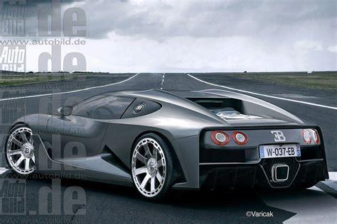 2015 Bugatti Chiron by 2016 Bugatti Chiron новый приемник Veyron