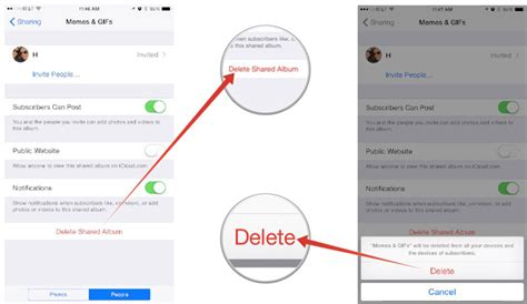 how to delete photos iphone how to delete a shared photo on iphone and imore