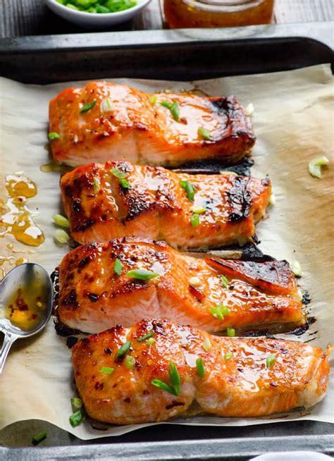 thai salmon recipe video ifoodreal healthy family