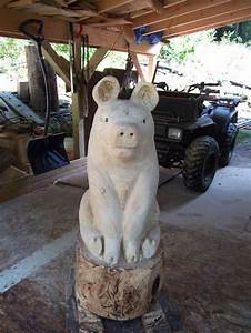 17 Best Images About Chainsaw Carvings On Pinterest