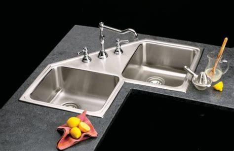 drawbacks of a black kitchen sink 15 impressive corner kitchen sink design ideas diy 9617