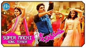 Super Machi Song Teaser - S/o Satyamurthy || Allu Arjun ...