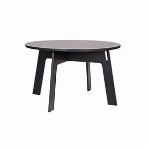 Esstisch Rund Schwarz : tisch schwarz rund massivholz esstisch rund schwarz massiv durchmesser 129 cm ~ Indierocktalk.com Haus und Dekorationen