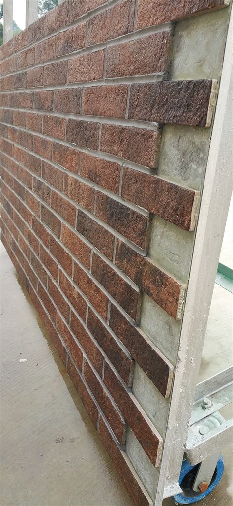 brick honeycomb panels allcomb
