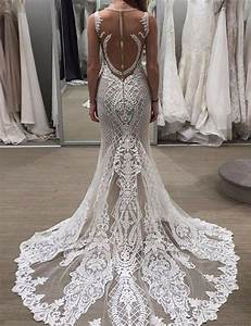 fabulous jewel sleeveless sheath lace wedding dress with With lace wedding dress with train