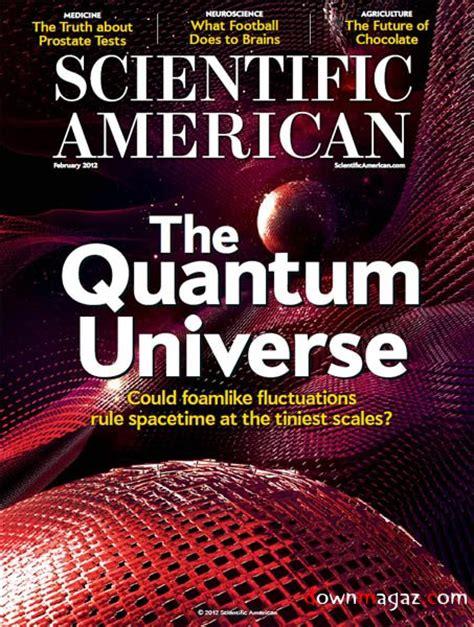 scientific american february