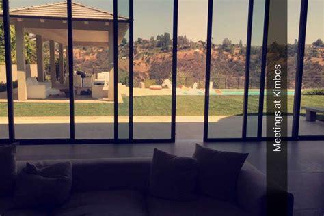 Kim Kardashian House Bel Air