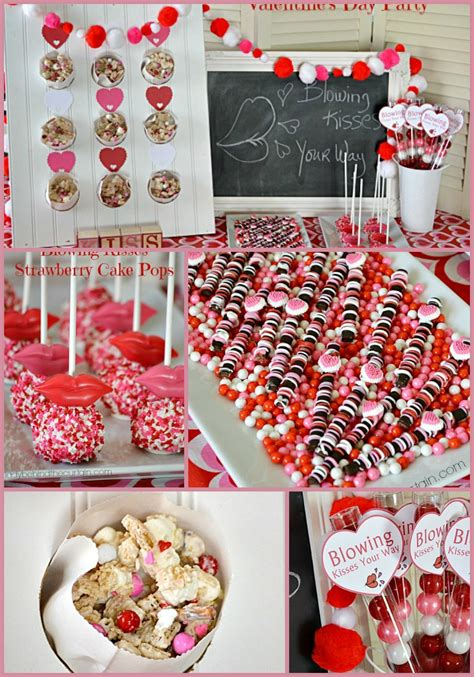 Valentine's Day Ideas for Party