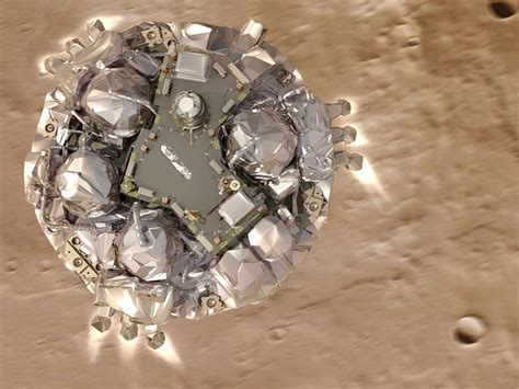 Mars probe Schiaparelli may have exploded just before ...