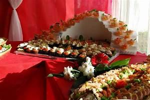 Décoration Mariage Rouge Et Blanc : mariage rouge et blanc decoration de mariage rouge et ~ Melissatoandfro.com Idées de Décoration