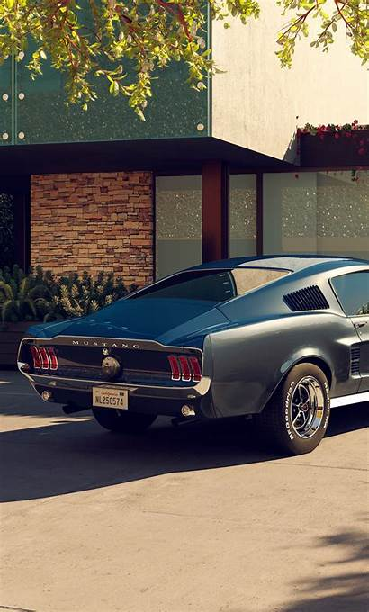 Mustang 1967 Ford Iphone