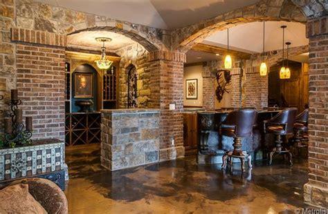 million english tudor style brick stone mansion