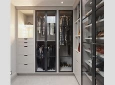 Bespoke Dressing Rooms McCarron and Company