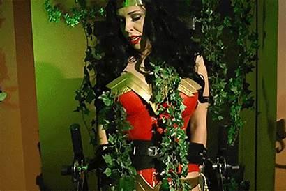 Wonder Woman Diy Medium Ivy Poison Helpless