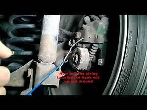 How To Fit Vw Audi Seat Skoda Handbrake Return Spring