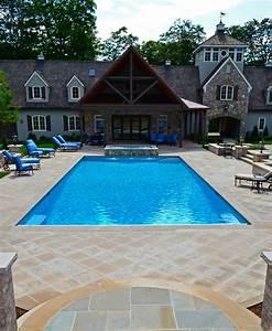 Swimming Pool Dekoration : square patio swimming pool ideas quecasita ~ Sanjose-hotels-ca.com Haus und Dekorationen