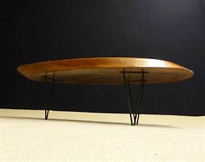 table basse tronc d'arbre