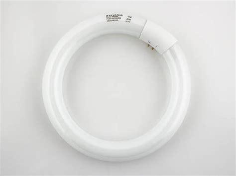 sylvania 22w cool white t 9 4 pin circline fluorescent