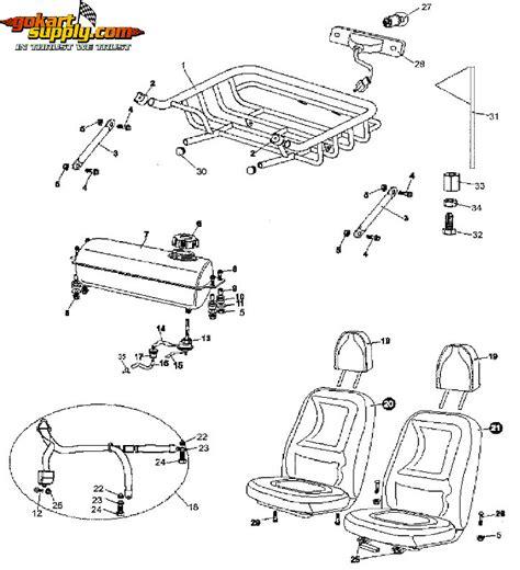 Carbide Go Kart Wire Diagram by Carbide 150cc Parts Engine Wiring Diagram Images