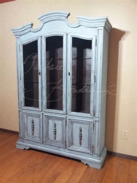 stanley furniture china cabinet no 19 vintage stanley china cabinet chalk paint swedish