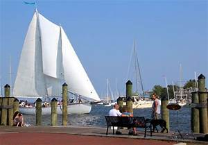 Annapolis City Dock | City of Annapolis, Maryland (MD ...