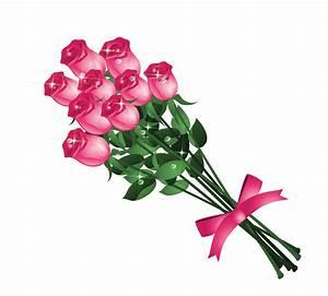 Bouquet Of Flowers Clipart #91540