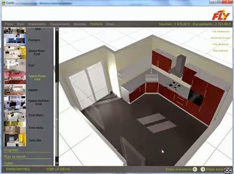 cuisine fly 3d creer sa maison en 3d panneaux de home 3d plan