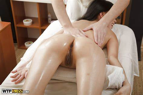 Sensual Massage For The Lady Adorable Butts
