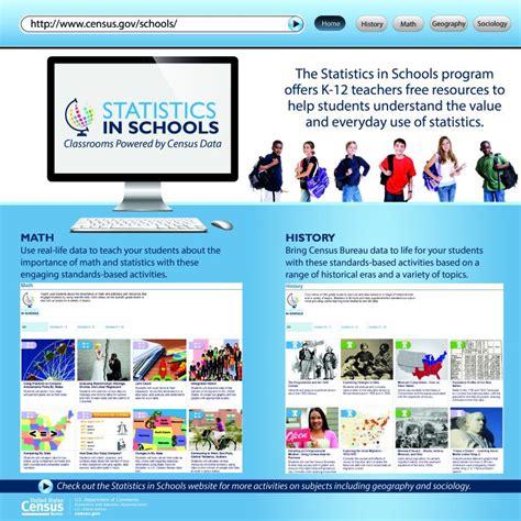 census bureau statistics u s census bureau unveils statistics in schools