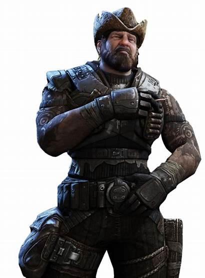 Gears War Render