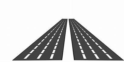 Clipart Highway Road Street Roads Clip Freeway