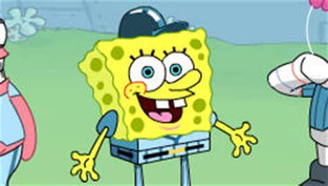 jeux de spongebob cuisine jeu bob l éponge baseballeur gratuit jeux 2 filles