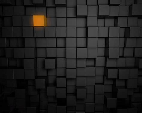 Abstract Wallpaper Cube by Orange Cube Wallpaper By Nidoyam On Deviantart