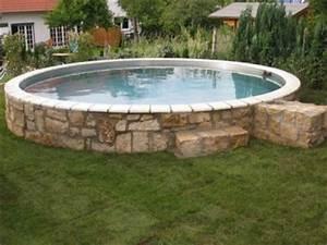 Schwimmbad Selber Bauen : schwimmbad selber machen nowaday garden ~ Markanthonyermac.com Haus und Dekorationen