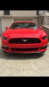 My new 2016 Mustang GT premium in Race RED! - MustangForums.com