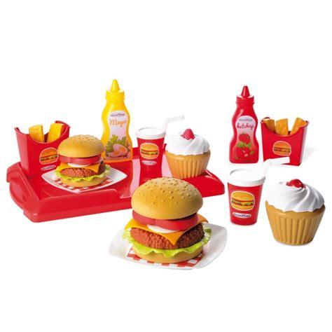 jeux de cuisine hamburger dînette cuisine 100 chef hamburger jeux et jouets