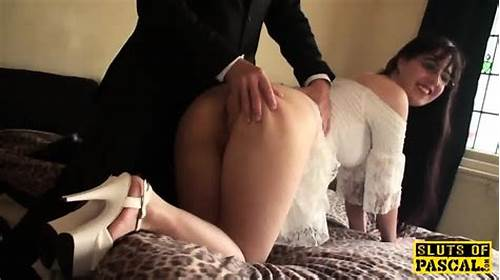 The Most Bonny Wif Otk #Submissive #Slut #Spanked #And #Whipped #Raw