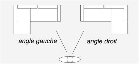 canapé angle droit ou gauche canapé de dos dessin urbantrott com