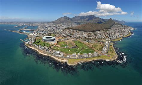 Cape Town City In South Africa Sightseeing And