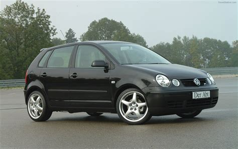 Abt Volkswagen Polo 2006 Widescreen Exotic Car Picture 07