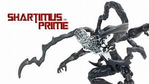 Marvel Legends Superior Venom 2015 Spider Man Rhino BAF ...