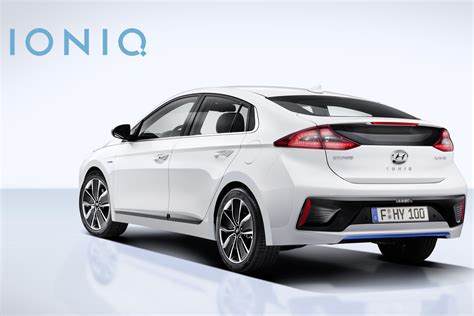 Hyundai Ioniq Latest Images Pictures Auto Express