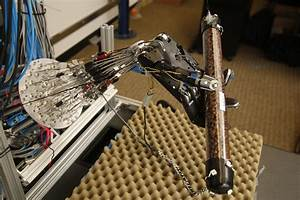 This five-fingered robot hand learns to get a grip on its ...