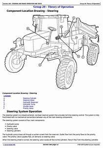 John Deere 4700 Self  Truck