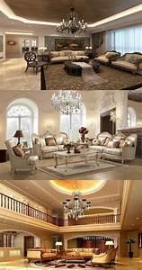 Elegant, Living, Room, Decorating, Ideas